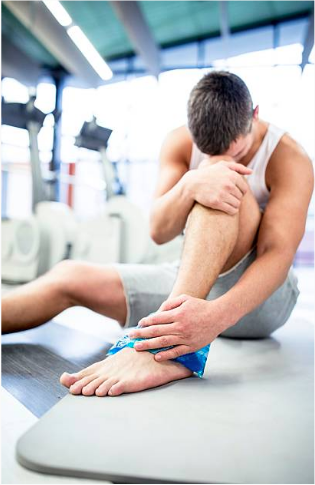 Ankle Injuries – one of sport's most common injuries